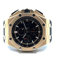 Audemars Piguet Royal Oak Offshore Chronograph Oro rosado 44mm Negro Sin cifras España, Madrid