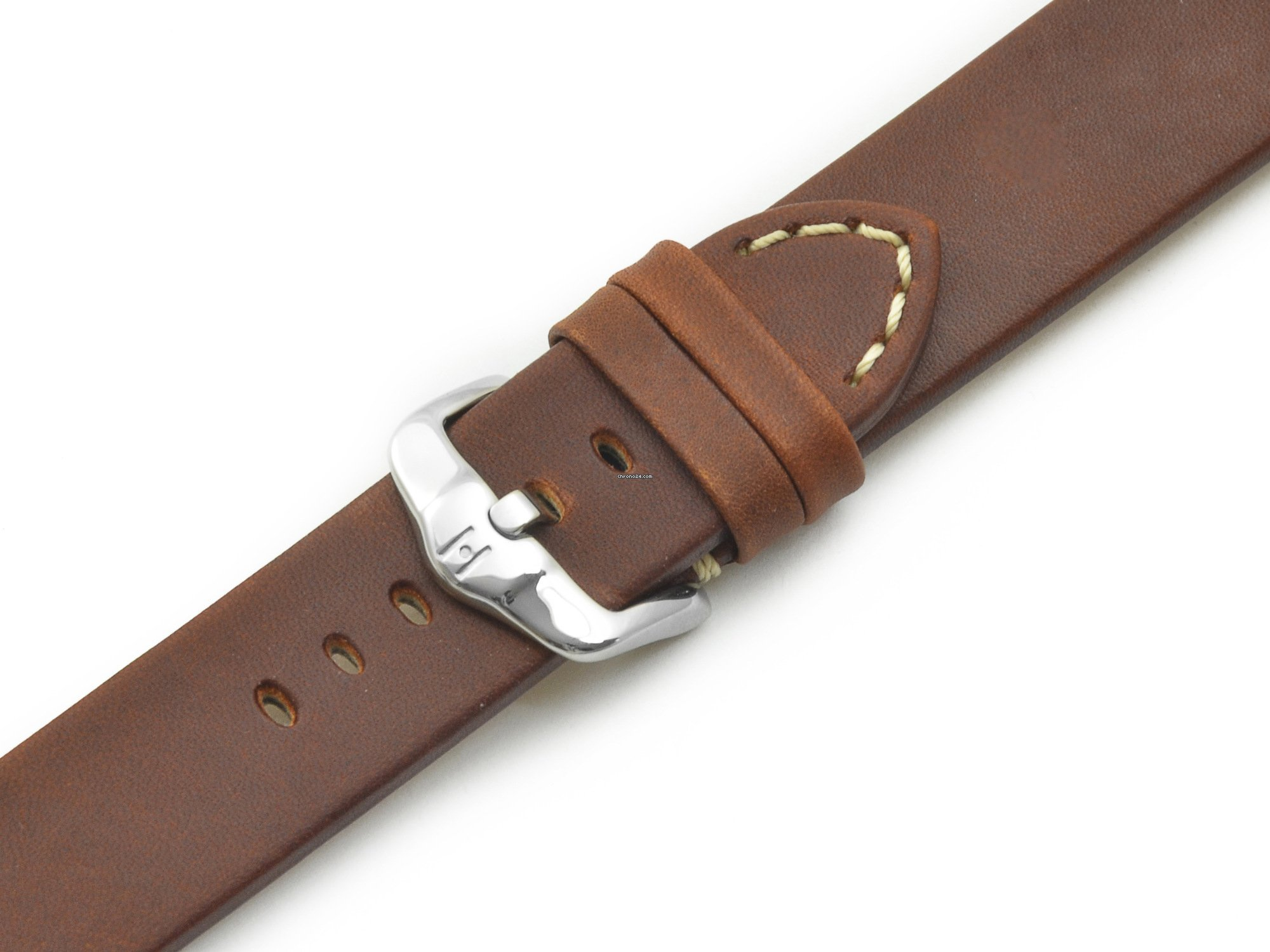 Ranger G 05402070 Strap L 22mm 22 Für 40 Watch Hirsch Brown DIYWE2eH9