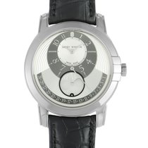Harry Winston White gold 42mm Automatic MIDAMP42WW001 new