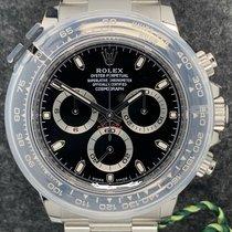 Rolex Daytona Acero Negro