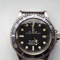 Rolex Sea-Dweller Stål 40mm Svart Ingen tall Norge, Storsteinnes