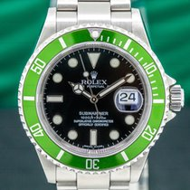 Rolex Submariner Date Steel 40mm Black United States of America, Massachusetts, Boston
