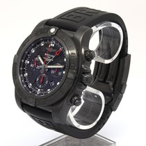 Breitling Chronomat GMT Acero 44mm Negro