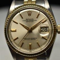 Rolex 1601 Acero y oro 1967 Datejust 36mm usados