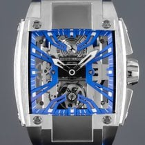 Rebellion new Automatic Titanium Sapphire Glass