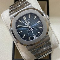 Patek Philippe Nautilus Steel 40.5mm Blue United States of America, New York, New York