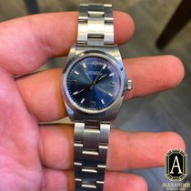 Rolex Oyster Perpetual 31 Steel 31mm Blue Arabic numerals United States of America, California, Beverly Hills