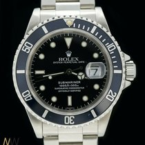 Rolex Submariner Date 16610 1999 pre-owned