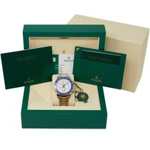 Rolex Yacht-Master II 116681 2017 pre-owned