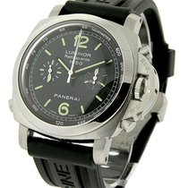 Panerai PAM00213 PAM 213 -1950 Flyback Rattrapante in Steel -...