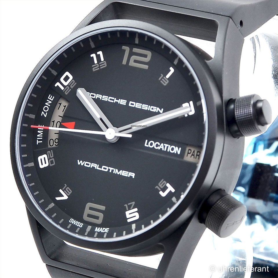 fb79765b060 Comprar relógio Porsche Design Worldtimer