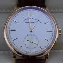A. Lange & Söhne 380.032   Saxonia Silver Dial Automatic