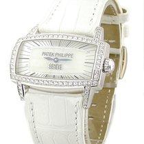 Patek Philippe 4981G 4981G - Ladys Gondolo with Diamond Bezel...