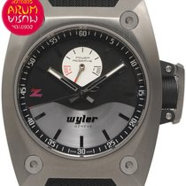Wyler Titanium 43mm Manual winding pre-owned