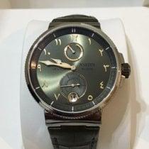 Ulysse Nardin Steel Automatic Abu Dhabi Edition new UAE, Dubai