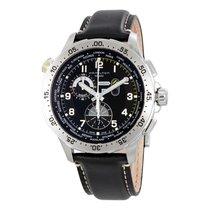 Hamilton Khaki Aviation Worldtimer Chrono Quartz Men's...