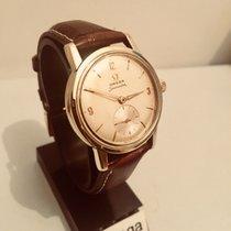 Omega 1958 Vintage Mens Seamaster watch CAL 510 Sub Dial