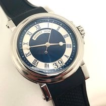 Breguet Marine Automatic Big Date, Blue Dial - Stainless Steel