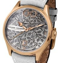 Alexander Shorokhoff Rose gold 39mm Automatic Winter new