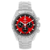 Omega Speedmaster Schumacher Legend Red Limited Edition Watch...