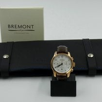 Bremont Rose gold Automatic 22mm new ALT1-C Classic