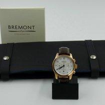Bremont Roségoud Automatisch 22mm nieuw ALT1-C Classic