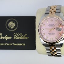 Rolex Datejust STEEL ROSE GOLD