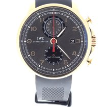 IWC Portuguese Yacht Club Chronograph Red Gold