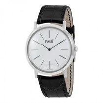 Piaget Altiplano G0A29112 PIAGET ALTIPLANO Oro Bianco 38mm Pelle Nera new