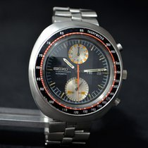 Seiko Chronograph Ufo Cal-6138B  Japan Movement