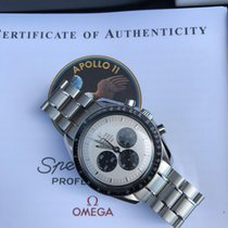 Omega Speedmaster Apollo 11 35th - Panda - NOS
