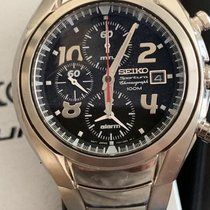 Seiko 38mm Quartz 2010 tweedehands Sportura