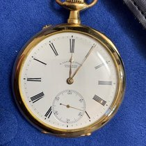 A. Lange & Söhne Watch pre-owned 1920 Yellow gold Manual winding Watch only