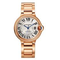 Cartier Ballon Bleu 36mm new Watch with original box and original papers WJBB0037