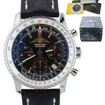 b22367f2cb8b Breitling A23322 Steel Navitimer 42mm pre-owned United States of America