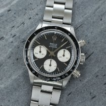 Rolex 6240 Zeljezo 1966 Daytona 37mm rabljen