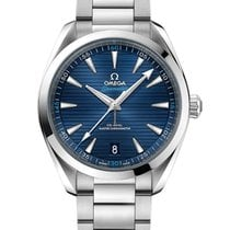 Omega Seamaster Aqua Terra Steel 41mm Blue No numerals United States of America, Florida, Hollywood