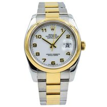 Rolex 116203 Steel Datejust 36mm pre-owned United States of America, Indiana, Carmel