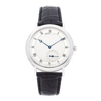 Breguet Classique White gold 40mm Silver Roman numerals United States of America, Pennsylvania, Bala Cynwyd