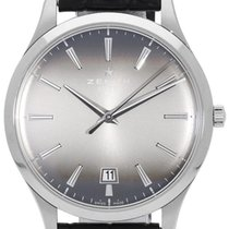 Zenith Captain Central Second Zeljezo 40mm