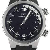 IWC Aquatimer Automatic Steel 42mm Black United States of America, Illinois, BUFFALO GROVE