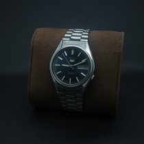Seiko 5 Steel 36mmmm Blue