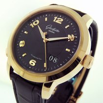 Glashütte Original PanoMaticCentral XL Rose gold 42mm Black Arabic numerals United States of America, California, Los Angeles