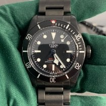 Tudor Black Bay Dark Steel 41mm Black No numerals United States of America, New York, New York