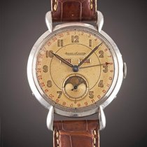 Jaeger-LeCoultre With luminous Numerals & Syringe Hands Vintage 1945 pre-owned