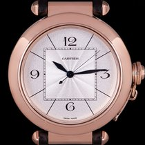 Cartier Pasha W3019351 pre-owned