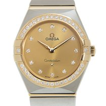 Omega Constellation Quartz Or/Acier 28mm Or
