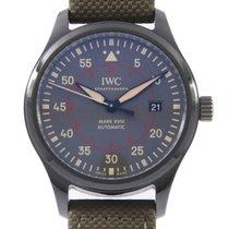 IWC 파일럿 마크 IW324702 매우 우수 41mm 자동