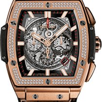 Hublot Spirit of Big Bang King Gold Diamonds 45 mm