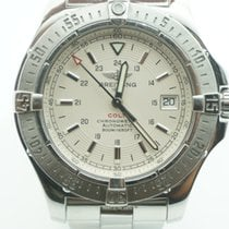 Breitling COLT Chronometre Stainless Steel White Dial